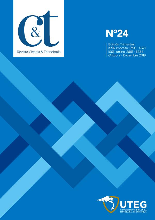 Ver Vol. 19 Núm. 24 (2019)